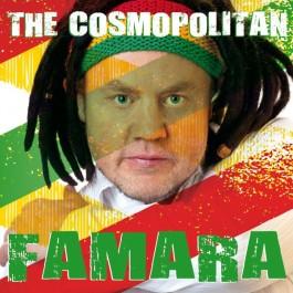 """Cover von dem neuen Album """"The Cosmopolitan"""" von Famara"""