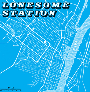 Cover von Lonesome Station