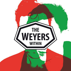 Cover vom Album Within von The Weyers