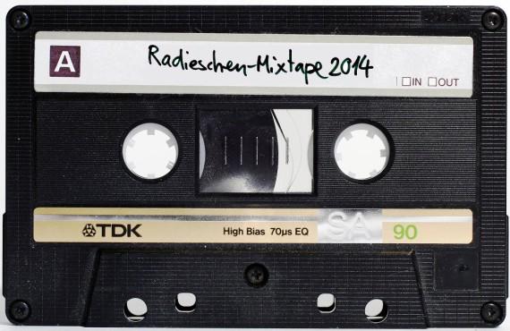 Radieschen-Mixtape 2014