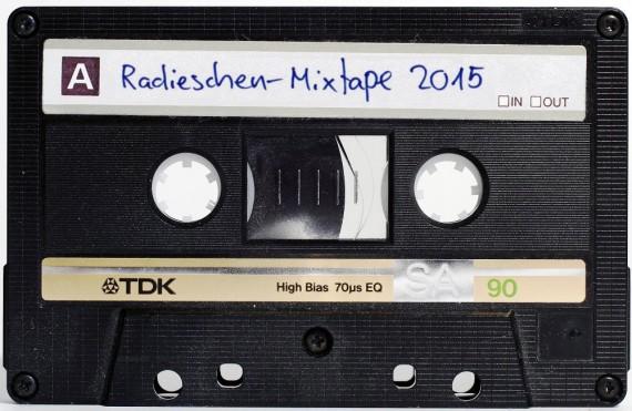 Radieschen-Mixtape 2015